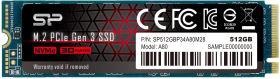 Silicon Power PCIe Gen3x4 P34A80 SP512GBP34A80M28