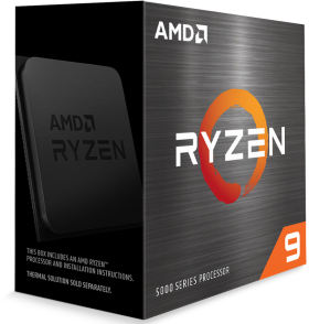 AMD Ryzen 9 5950X BOX