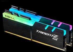 G.Skill F4-3200C16D-16GTZR [DDR4 PC4-25600 8GB 2枚組]