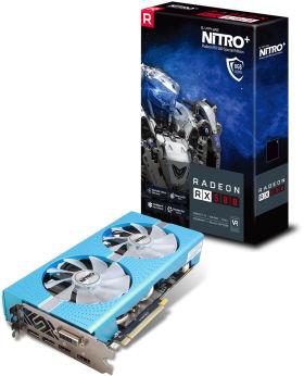 NITRO+ RADEON RX 580 8G GDDR5 SPECIAL EDITION [PCIExp 8GB]