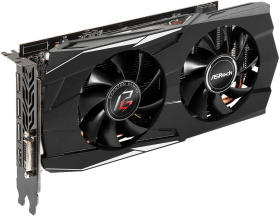 ASRock Phantom Gaming D Radeon RX580 8G OC [PCIExp 8GB]