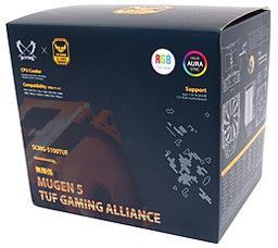 サイズ 無限5 TUF GAMING ALLIANCE SCMG-5100TUF