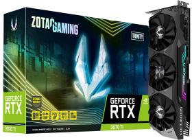 GAMING GeForce RTX 3070 Ti Trinity ZT-A30710D-10P