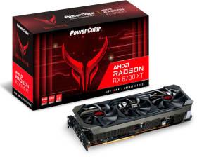 Red Devil AMD Radeon RX 6700XT 12GB GDDR6 AXRX 6700XT 12GBD6-3DHE/OC