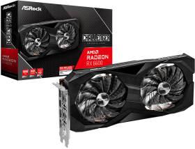 Radeon RX 6600 Challenger D 8GB [PCIExp 8GB]