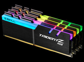G.Skill F4-3200C16Q-32GTZR [DDR4 PC4-25600 8GB 4枚組]