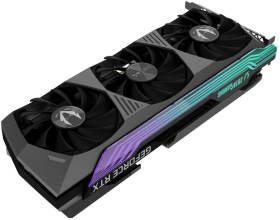 GAMING GeForce RTX 3080 AMP Holo ZT-A30800F-10P [PCIExp 10GB]