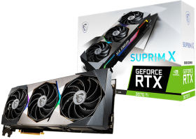 MSI GeForce RTX 3070 Ti SUPRIM X 8G [PCIExp 8GB]
