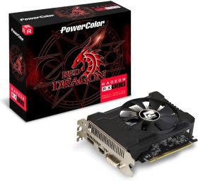 Red Dragon Radeon RX 560 2GB GDDR5 OC V3 AXRX 560 2GBD5-DHV3/OC [PCIExp 2GB]