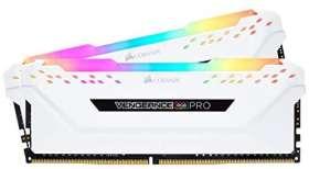 Corsair CMW16GX4M2A2666C16W [DDR4 PC4-21300 8GB 2枚組]