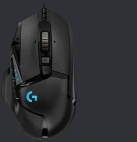 ロジクール G502 HERO Gaming Mouse G502RGBhr