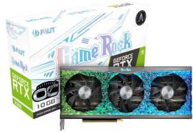 Palit NED3080H19IA-1020G-V2 (GeForce RTX 3080 GameRock OC 10GB) LHR版