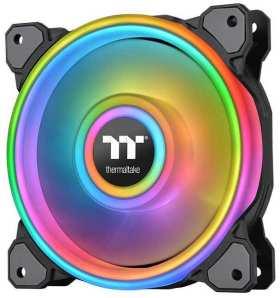 Thermaltake Riing Quad PLUS 12 RGB Single Pack CL-F088-PL12SW-C