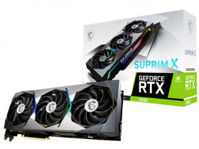 GeForce RTX 3090 SUPRIM X 24G  [PCIExp 24GB]