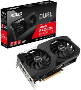 DUAL-RX6600XT-O8G [PCIExp 8GB]