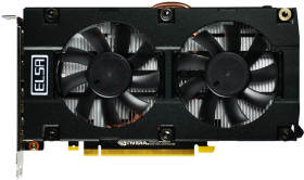 GeForce GTX 1660 Ti S.A.C GD1660-6GERTS [PCIExp 6GB]