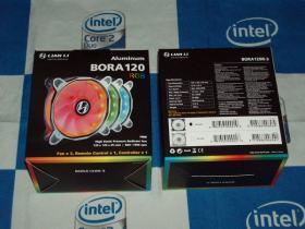 BORA120RGB Black KIT