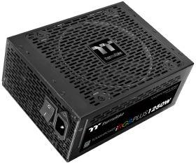 Thermaltake Toughpower DPS G Digital 1250W iRGB PLUS FAN TITANIUM PS-TPI-1250DPCTJP-T [Black]
