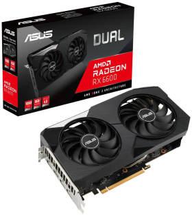 ASUS DUAL-RX6600-8G