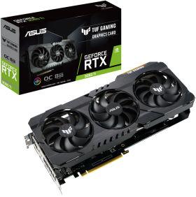 ASUS TUF-RTX3060TI-O8G-GAMING [PCIExp 8GB]
