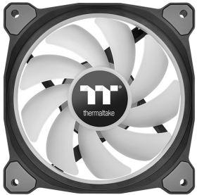 Thermaltake Riing Duo PLUS 12 RGB Radiator Fan TT Premium Edition 3Pack CL-F073-PL12SW-A