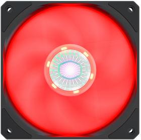クーラーマスター SickleFlow 120 Red MFX-B2DN-18NPR-R1