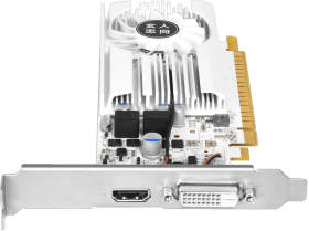 GF-GT1030-E2GB/LP/D5 [PCIExp 2GB]