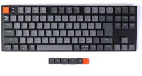 Keychron K1 Wireless Mechanical Keyboard テンキーレス 日本語 青軸