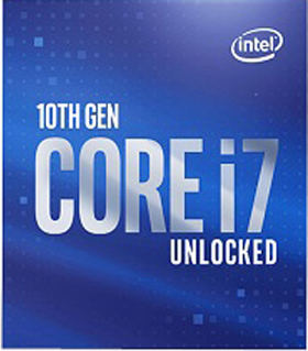 Intel Core i7 10700K BOX