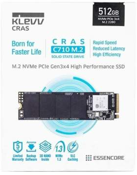KLEVV CRAS C710 K512GM2SP0-C71