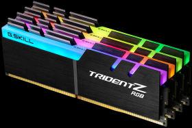 G.Skill F4-2666C18Q-32GTZR [DDR4 PC4-21300 8GB 4枚組]
