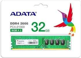 ADATA AD4U2666316G19-D [DDR4 PC4-21300 16GB 2枚組]