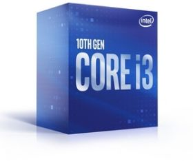 Intel Core i3 10100F BOX