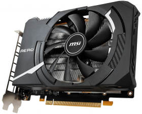 MSI GeForce GTX 1660 Ti AERO ITX 6G [PCIExp 6GB]