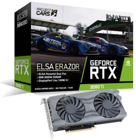GeForce RTX 3060 Ti ERAZOR LHR GD3060T-8GEREZH