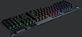 G913 LIGHTSPEED Wireless Mechanical Gaming Keyboard-Linear G913-LN [カーボンブラック]