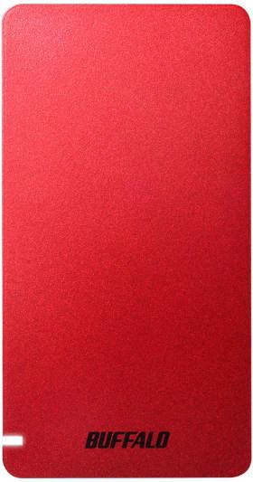 バッファロー SSD-PGM500U3-RC