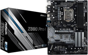 ASRock Z390 Pro4