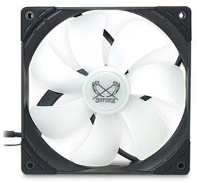 サイズ KAZE FLEX 140 SQUARE RGB PWM 1200rpm KF1425FD12SR-P