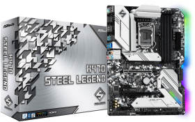 H470 Steel Legend