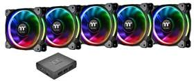 Riing Plus 12 RGB Radiator Fan TT Premium Edition CL-F054-PL12SW-A