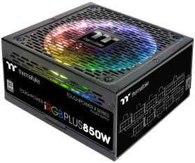 Thermaltake Toughpower iRGB PLUS 850W PLATINUM PS-TPI-0850F2FDPJ-1 [Black]
