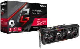 ASRock Radeon RX 5600 XT Phantom Gaming D3 6G OC [PCIExp 6GB]