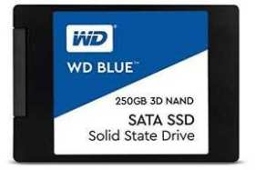 Western Digital WD Blue 3D NAND SATA WDS250G2B0A