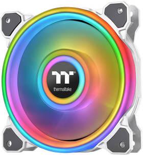 Thermaltake Riing Quad PLUS 12 RGB 3Pack CL-F100-PL12SW-A [ホワイト]