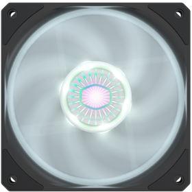クーラーマスター SickleFlow 120 White MFX-B2DN-18NPW-R1