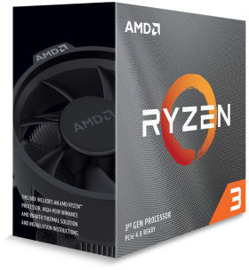 AMD Ryzen 3 3300X BOX