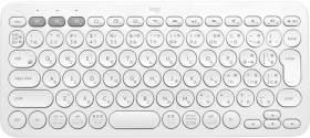 K380 Multi-Device Bluetooth Keyboard K380OW [オフホワイト]