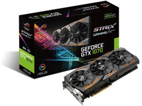 ASUS ROG STRIX-GTX1070-8G-GAMING [PCIExp 8GB]