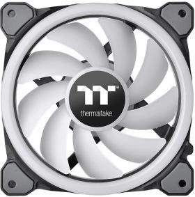 Thermaltake Riing Trio PLUS 14 RGB Radiator Fan TT Premium Edition 3Pack CL-F077-PL14SW-A